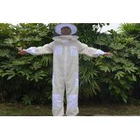 Custom Professional Grade Bee Protection Suit Vented Bee Suit With Hooded Manufactures