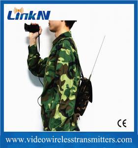 Military Body Worn COFDM Video Transmitter Manufactures