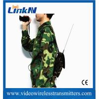 Buy cheap Military Body Worn COFDM Video Transmitter from wholesalers
