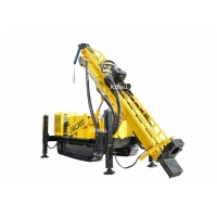300m DTH Track Mounted Reverse Circulation Rock Drilling Equipment Manufactures