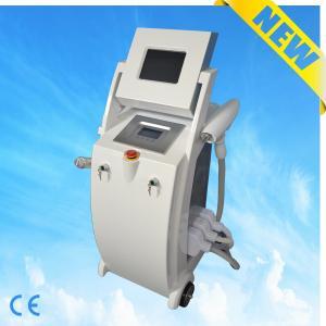 E light(IPL & RF) +RF+ Nd Yag Laser 3 in 1 Multifunction Machine Manufactures