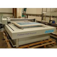 Computer To Screen Flatbed Engraving Machine With High Speed Inkjet Head 5600mm × 3400mm Screen Manufactures