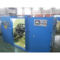Cheap Silver Jacketed Wire Double Twist Bunching Machine With Touch Screen Operation for sale