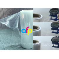 Food Grade Polyolefin Shrink Film Various Thickness Optional SGS Approval Manufactures