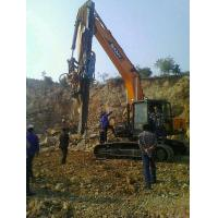 Pd-45  Excavator Mounted Drill Manufactures