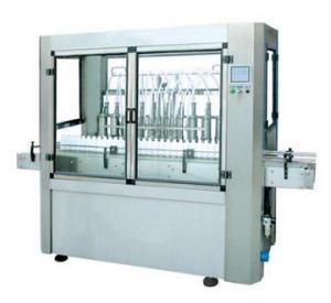 Automatic Volumetric Inline Bottle Filling Machine (YG50-1000) Manufactures
