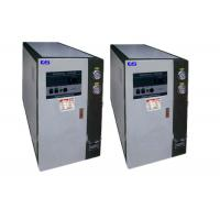 Water Cooled Liquid Chiller Plastic Auxiliary Equipment Easy Operation GS-20HP Manufactures