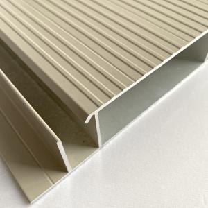 Anodizing GB/T 5237 Powder Coated Aluminium Extrusions 6063 Manufactures