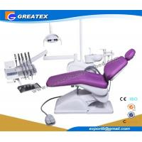 Full Computer Control Dental Chair Unit with LCD Viewer , electric dental patient chair Manufactures