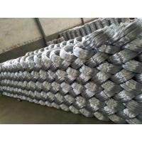 Cheap 20 Gauge Galvanized Iron Wire Binding For Hexagonal Wire Mesh for sale