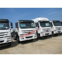 White WD615.47 40 ton 10 Wheels Heavy Duty Tractor Truck Manufactures