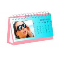 Matt Art Paper Personalized Calendar Printing Services Waterproof Poly Bag Packing Manufactures