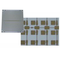 Gold Plated 4 Layer Rogers Laminate Stack Up With FR4 Multilayer PCB Circuit Board Manufactures