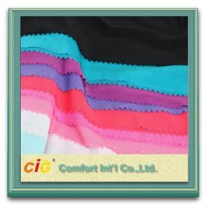 3D air sandwich mesh fabric , lingerie polyamide spandex fabric 40D 70D 140D Manufactures