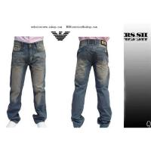 Armani man cool jean lowrise Manufactures