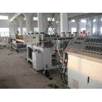 WPC Photo Album Foamed Board Machine , WPC Construction Board Extrusion Line Manufactures