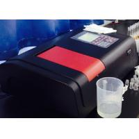 Chroma double beam uv visible spectrophotometer Atmosphere high reliability Manufactures