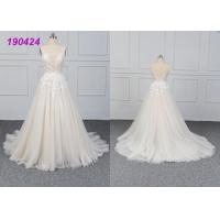 Beautiful Bridal A Line Ball Gown Wedding Dress Gowns Customize Made All Sizes Manufactures