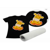 65gsm/80gsm Matte Hot/Cold Peel Sublimation Heat Transfer Release Paper/Heat Transfer Printing Paper In Rolls And Sheets Manufactures