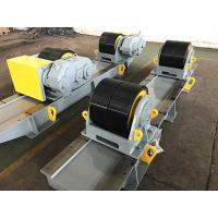 Buy cheap Pressure Vessels Tank Turning Rolls For 80T 100T Tanks And Fabrications from wholesalers