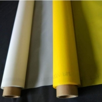 50m Length Garment 280 Polyester Wire Mesh Screen Printing Manufactures