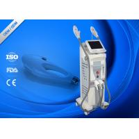 10Hz Frequency IPL Hair Removal Machine Contacting Surface Cooling Technology Manufactures