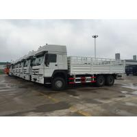 Commercial Cargo Vans 25 - 30 Tons LHD / RHD Euro 2 266 - 371HP Lorry Vehicle Manufactures
