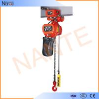 Cheap Explosion Proof Low Headroom electric hoist trolley With Motor Drive Trolley NT Type for sale