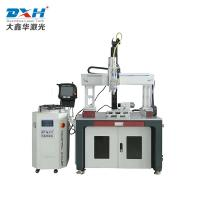 Precision Laser Welding Systems Stainless Steel Welding By Fiber Laser Manufactures