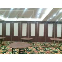Modern Movable Operable Wooden Partition Wall for Banquet Hall OEM Manufactures