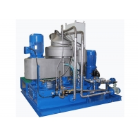 Lube Oil And HFO Treatment Skid Power Plant Equipments For The Engine Manufactures