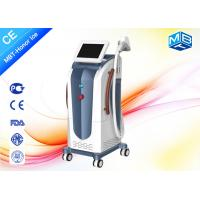 Multi - wavelength 808nm 755nm 1064nm Soprano Laser Hair Removal Machine Manufactures