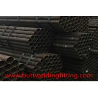 Round Seamless API Carbon Steel Pipe API 5L Grade A  Black 1/4