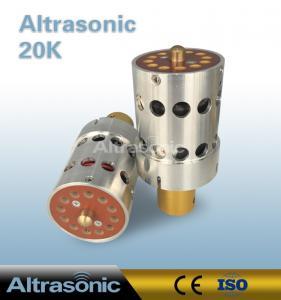 Buy cheap Dunkane 110-3168 Utrasonic Welding Converter With 2 Nos Peizo 45mm Diameter from wholesalers