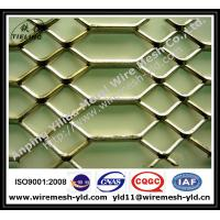 special hole heavy duty expanded metal(27*38mm 27*76mm) Manufactures