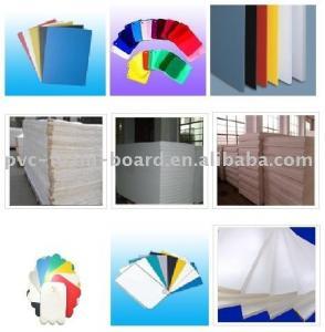 China PVC Color Foam Board on sale