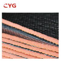 White /  Silver Acoustic  Foam  Insulation Xpe Foam Material Manufactures