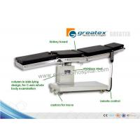Electrical Hydraulic Operating Table C-Arm X-Ray Compatible Operating Bed With Battery Manufactures