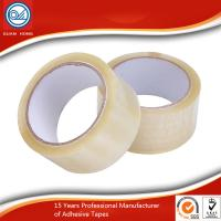 Cheap Reinforced Crystal Clear Tape Waterproof Professional Pressure Sensitive for sale