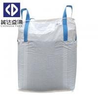 Fertilizer Pp Container Bag 1000 - 2000kgs Loading Weight Eco - Friendly Manufactures