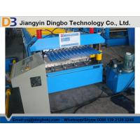 Corrugated Roll Forming Machine Forging Steel 18 Groups Rollers For Transportation Manufactures