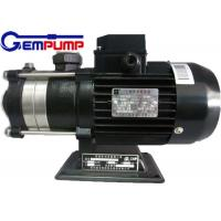 CHLF light multistage centrifugal pump stainless steel Material low noise Manufactures