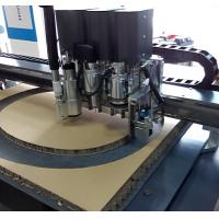 Honeycomb sign making cutting plotting table production machine Manufactures