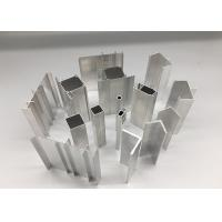 High Precision Extruded Aluminum Profiles Acid Resistant GB/T 5237 Standard Manufactures
