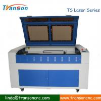 China RECI 100W laser cutting machine with 1400*900mm Manufactures