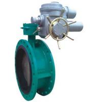 Cheap Electric Flanged Butterfly Valve (DN450)  With Motor By 230V 50Hz, for sale