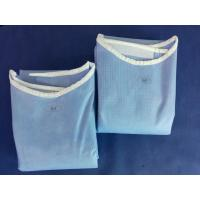 Clinic EO Gas Sterile SMMS Disposable Hospital Gowns With CE Approved Manufactures
