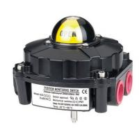 Compact Pneumatic Valve Actuator Limit Switch Box With Epoxy Polyester Manufactures