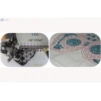 computerised T-shirt / cap Mixed Embroidery machine 15 head 9 needle Manufactures