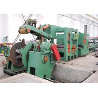 3.0-12.0mm Aluminum Slitter Machine Line Speed 0-60m/Min Straight Edged Recoiling Manufactures
